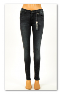 Wrangler JACKLYN Black Shadow Super Skinny