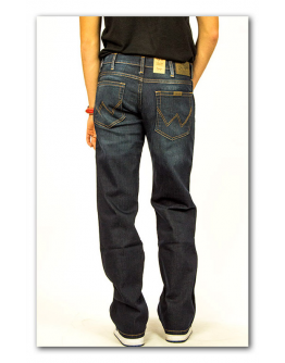 Wrangler BOOTCUT Deep Dark Fit Str Regular Stretch