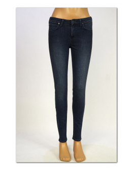 Lee® SCARLETT Dark Used Skinny