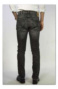 Wrangler SPENCER Pebble Grey Slim Straight