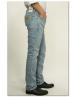 Wrangler Greensboro Mid Bleach Regular Straight