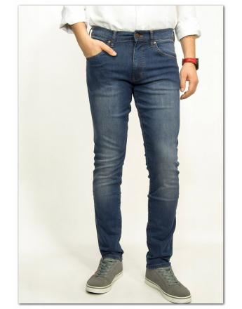Wrangler LARSTON Dark Galaxy Slim Tapered