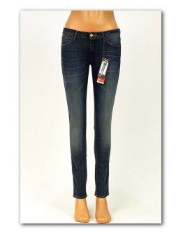Wrangler COURTNEY Clear Night Skinny