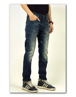 Lee ARVIN Crashed Blue Regular Tapered