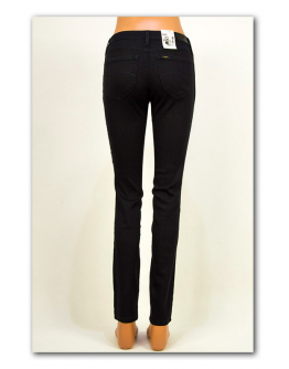 Lee EMLYN Black Bandit Slim Straight
