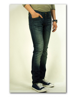 Lee LUKE Steep Green Slim Tapered