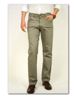 Wrangler Texas Stretch Light Olive Original Regular
