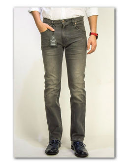 Wrangler Arizona Dove Grey Classic Straight