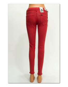 Lee SCARLETT Pop Red Skinny