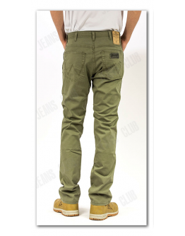 Wrangler Arizona Stretch Dusty Olive