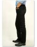 Wrangler ARIZONA STRETCH Black Rinsewash Classic Straight