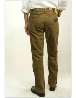 Wrangler TEXAS Safari Khaki Original Straight