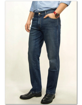 Wrangler TEXAS Indigo Wit Original Straight