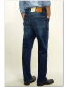 MUSTANG Big Sur Denim Blue Regular Medium Wide