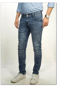 MUSTANG Oregon Tapered Slim Low Tapered