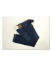 MUSTANG Oregon Tapered Dark Blue Slim Low Tapered